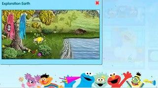 Sesame Street Exploration Earth Video for kids