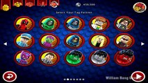 Lego Marvel Super Heroes Universe in Peril - Deadpool Overview/Showcase [iPad]