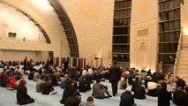 Ditib Merkez Camisi'nde Miraç Kandili Programı