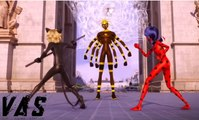 Miraculous: Tales of Ladybug & Cat Noir Season 2 Episode 18 {{Anansi}} Full Animation