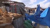 Serbia investiga la aparición de toneladas de residuos tóxicos
