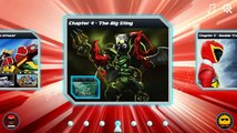 POWER RANGERS: DINO CHARGE RUMBLE - Chapter 4 - THE BIG STING