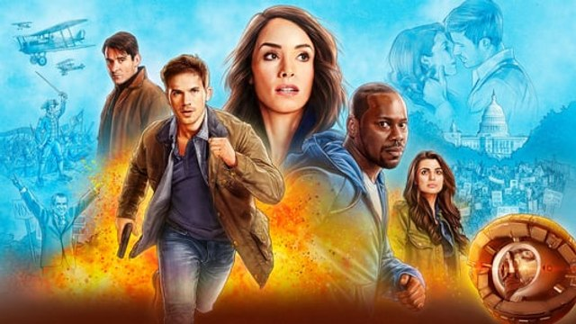 """Timeless 2x05 - Season 2 Episode 5 (HD) """"The Kennedy Curse"""" Online [Full Episodes]"""
