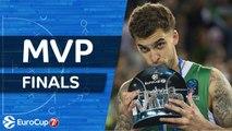 7DAYS EuroCup Finals MVP: Scottie Wilbekin, Darussafaka Istanbul