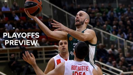 Playoffs Preview: Panathinaikos Superfoods Athens
