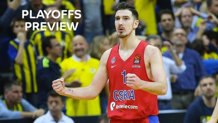 Playoffs Preview: CSKA Moscow