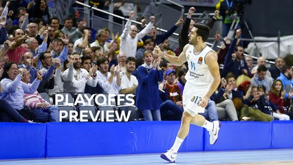 Playoffs Preview: Real Madrid