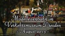 DDR Modelleisenbahn im Verkehrsmuseum Dresden mit Führerstandsmitfahrt in Spur 0 - Ein Video von Pennula für alle Freunde der Modelleisenbahn bzw. Modellbahn