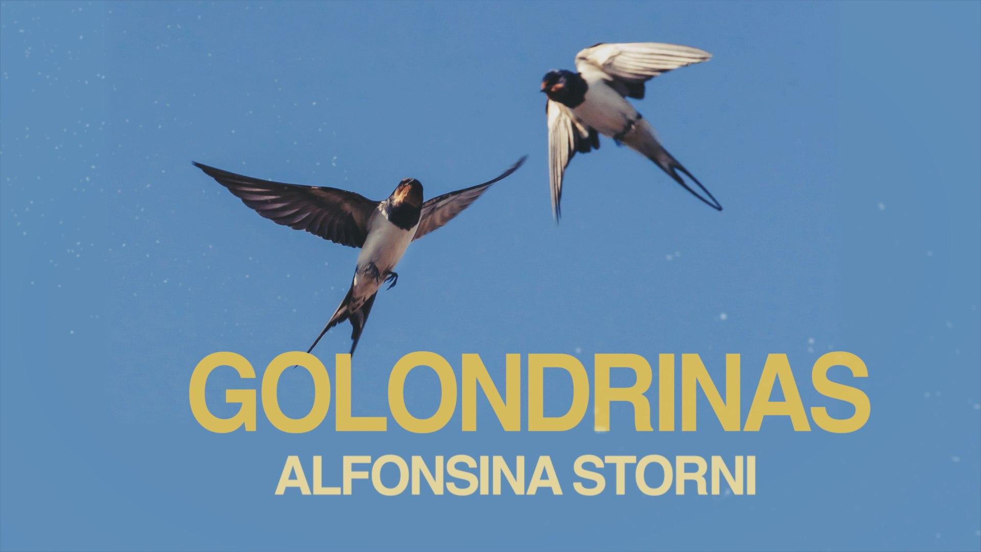 Golondrinas Alfonsina Storni