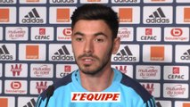 Sanson «Troyes, c'est compliqué» - Foot - L1 - OM