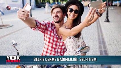 Selfie çekme bağımlılığı