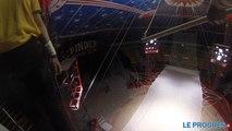 Lyon : dans la peau d'un trapéziste du cirque Pinder