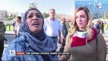 Scènes de protestation et Al-Assad détendu : Damas répond par la guerre des images aux missiles occidentaux