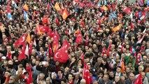 Cumhurbaşkanı Erdoğan: '16 yıl önce nasıl bir İstanbul vardı bugün nasıl bir İstanbul var?' - İSTANBUL