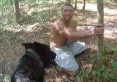 Florida Police Dog's First Apprehension Captured on Bodycam