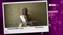 MODE 24 - Ghana, Margareth DERY, Miss Ghana