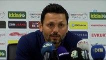 Evkur Yeni Malatyaspor - Aytemiz Alanyaspor maçının ardından