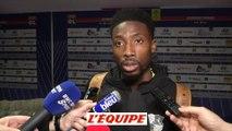 Gakpé «Trop timorés» - Foot - L1 - Amiens