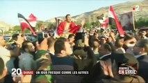 Damas : un jour presque comme les autres