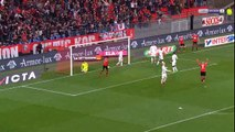 Rennes - Metz Buts et résumé Stade Rennais - FC Metz 1-2
