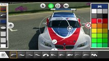 Tuning Razor NFS BMW design Real Racing 3 Custom idea Need For Speed