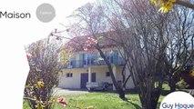 A vendre - Maison - SAINT ROMAIN DE JALIONAS (38460) - 5 pièces - 120m²