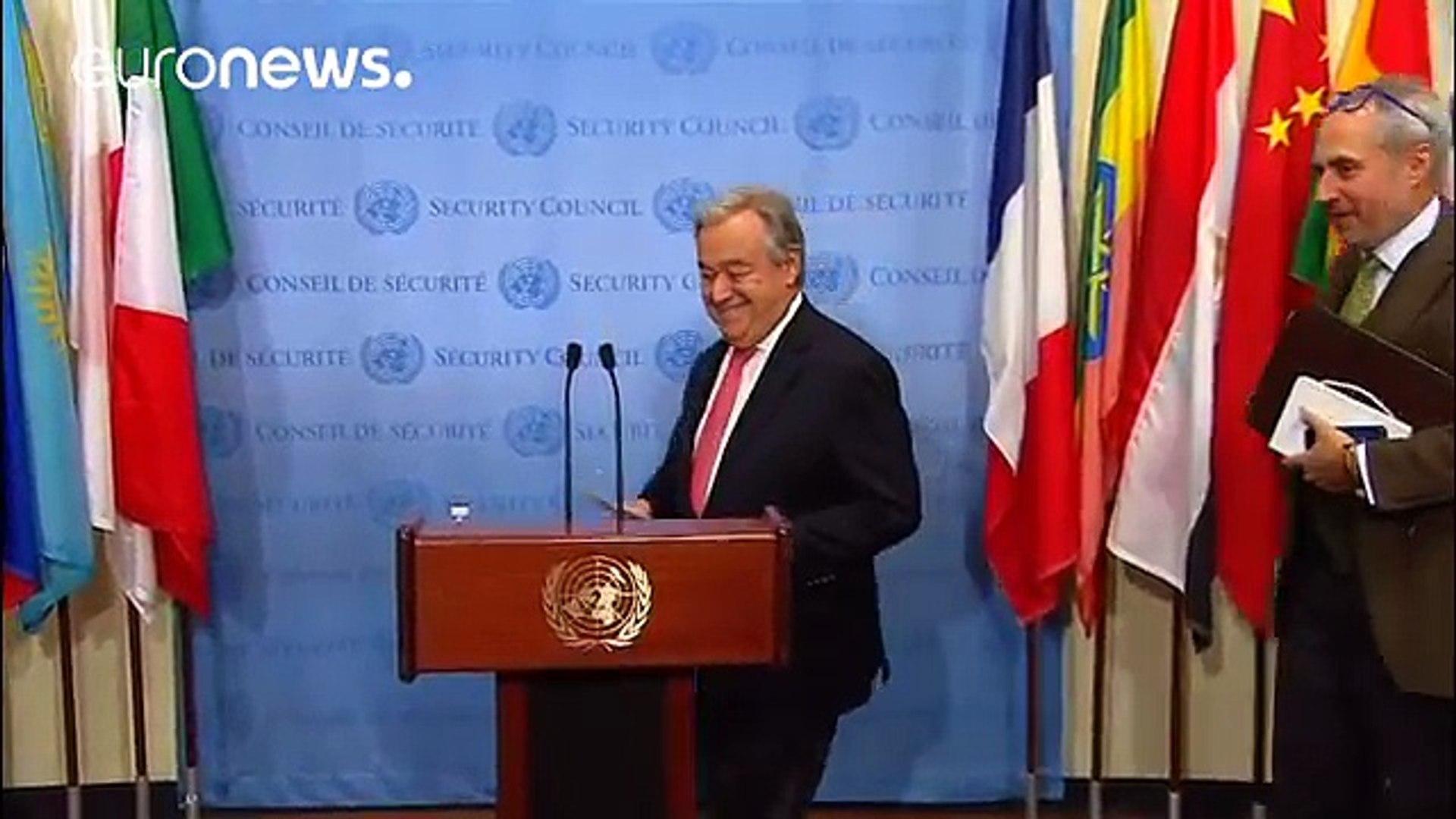 La ONU teme que la tensión entre el Líbano y Arabía Saudí afecte a la región