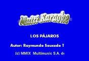 DEREYES DE LA SIERRA - LOS PAJAROS (KARAOKE)