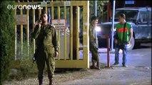 La escalada de violencia en los territorios palestinos deja seis muertos en las últimas horas