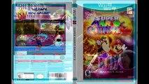 UNRELEASED Wii U Games and Cover Art - Super Mario Galaxy 3, Star Fox Wii U, Metroid Wii U