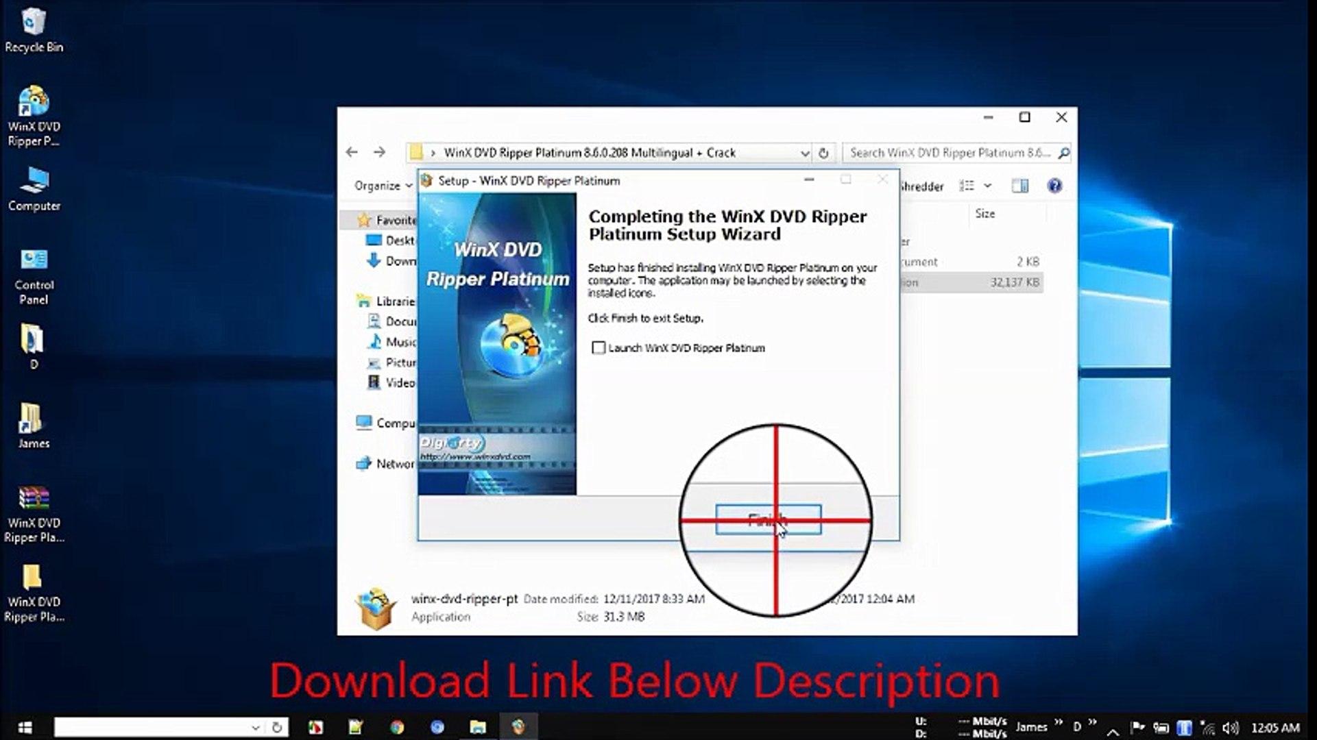 WinX DVD Ripper Platinum 8 8 0 208 Full Version