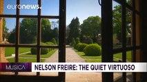 Discreto y humilde, Nelson Freire, explica su amor por el piano, por el jazz y por el cine - musica