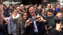 Elecciones en Holanda: los europeistas suben en los sondeos