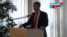 Björn Höcke (AfD)     Rede im April 2018  (Bürgerforum Heiligenstadt)