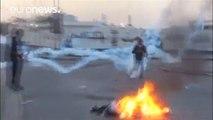 Protestas en Baréin tras la ejecución de tres chiíes