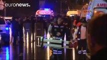 Turquía: al menos 35 muertos y 40 heridos en un atentado en una discoteca de Estambul