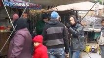 """Los rebeldes sirios amenazan con romper la tregua si las tropas sirias siguen sin respetarla"""""""