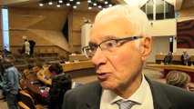 L'interview du maire de Martigues, Gaby Charroux.