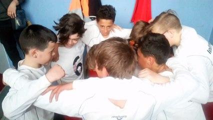 Belle victoire des U13 A contre Maubeuge 4-1