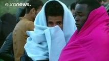 El Reino Unido pide a Francia que proteja a los menores que permanecen en Calais - world