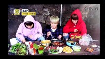 [Eng sub] 160409 B.A.P - Fan heart attack Idol TV
