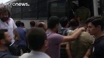 Más de 70 000 demandas impugnan las medidas de destitución tras la intentona golpista en Turquía