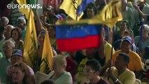 La oposición venezolana convoca una protesta para exigir que el revocatorio contra Maduro se…