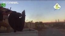 Rebeldes sirios recuperan una posición estratégica al norte de Alepo