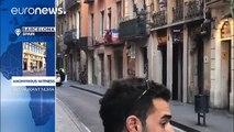 Un testigo confirma a euronews que ha habido una toma de rehenes
