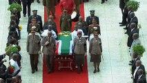 I funerali di Winnie Mandela