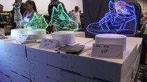 """Marseille : le salon """"Bonjour Sneakers""""  fait le plein au parc Chanot"""