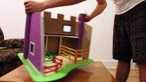 Bricolage pour enfant - Le château fort