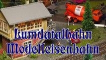 Modelleisenbahn der Lumdatalbahn in Spur H0 - Ein Video von Pennula für alle Freunde von Modellbahnen und Modelleisenbahnen