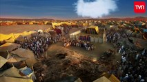 Moises y Los Diez Mandamientos (Cap..258) - Dios abre la tierra ante quienes deshonran su nombre